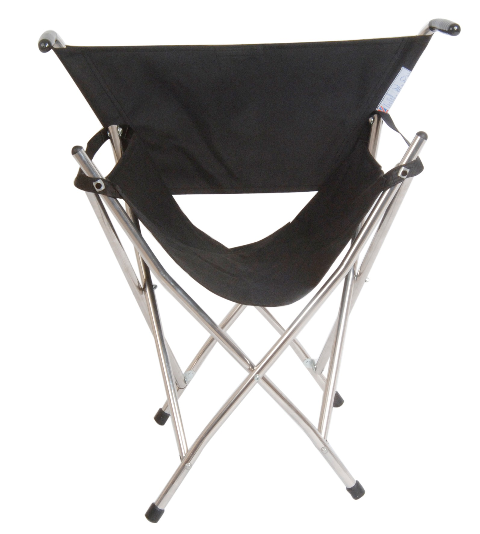 Classic Canes Out and About Folding Seat Black