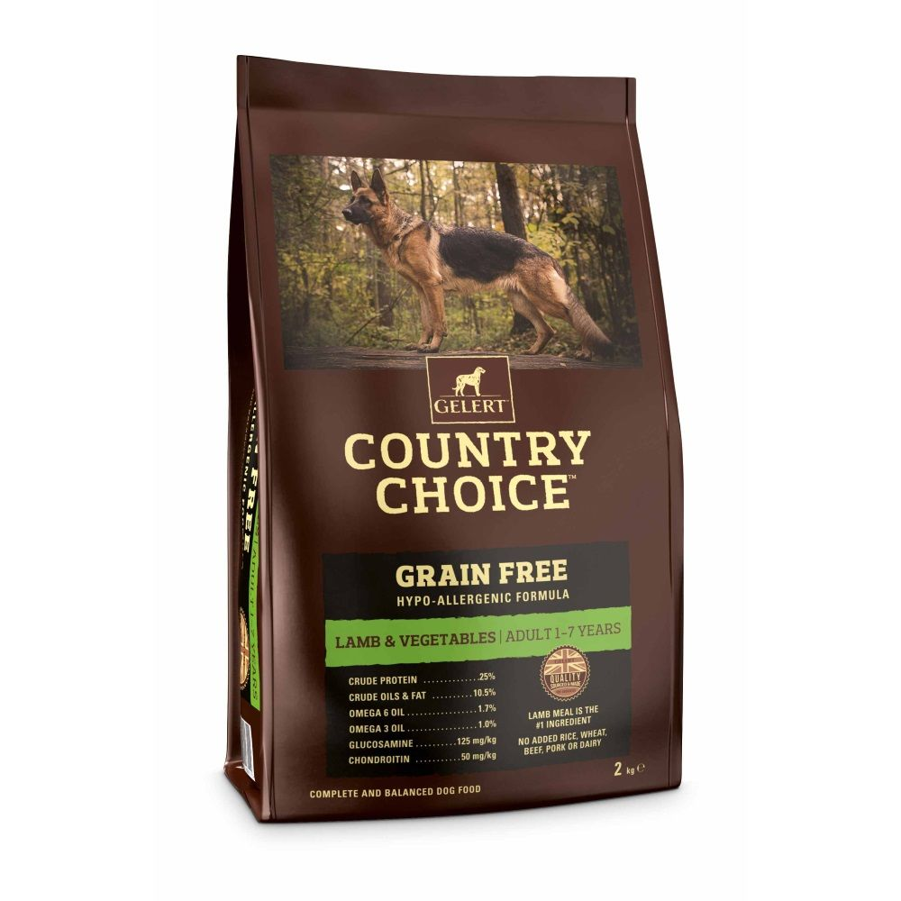 Country Choice Grain Free Dog Food Reviews