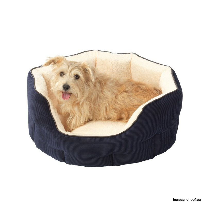 house of paws memory foam oval snuggle bed. Black Bedroom Furniture Sets. Home Design Ideas