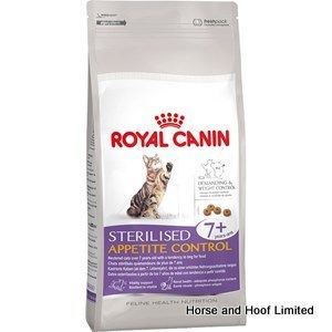 Royal Canin Dry Cat Food Sterilised Appetite Control Kg