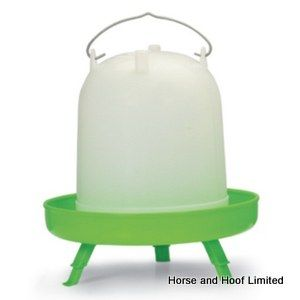 AgriHealth Poultry Drinker -  Sleeve Type with Legs 8L