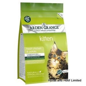 Arden Grange Chicken & Potato Kitten Food 400g