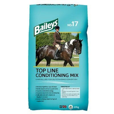 Baileys No.17 Top Line Conditioning Mix Horse Feed 20kg