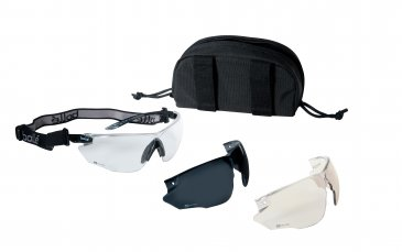 Bolle Combat Glasses Kit