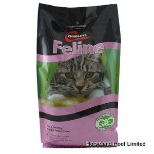Chudleys Feline Chicken Cat Food 15kg