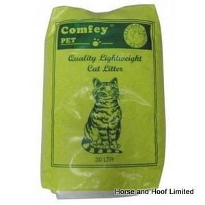 Comfey Lightweight Cat Litter 30L