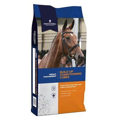 Dodson & Horrell Build Up Cubes Horse Feed 20kg