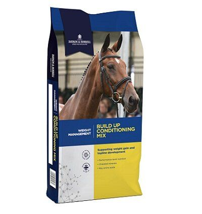Dodson & Horrell Build Up Mix Horse Feed 20kg
