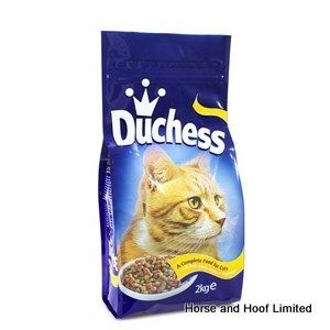 Duchess Complete Duck Rabbit Chicken Flavour Cat Food 2kg