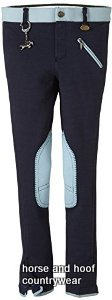 Emilia Children's Breeches Navy/Light Blue