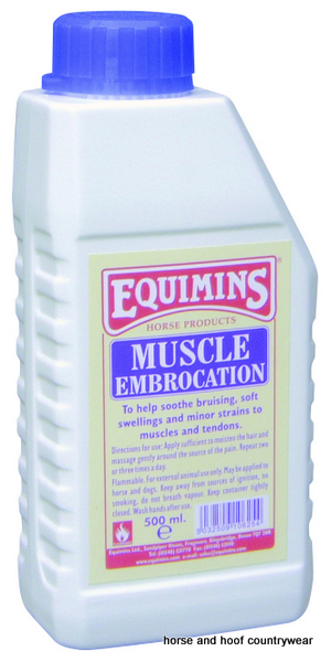 Equimins Muscle Embrocation