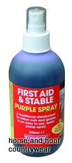 Equimins Purple Spray