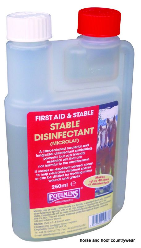 Equimins Stable Disinfectant Concentrate