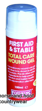 Equimins Total Care Wound Gel