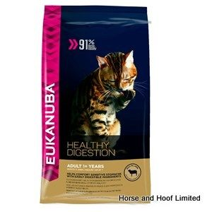 Eukanuba Cat Adult Food Lamb Flavour 400g