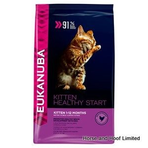 Eukanuba Chicken Flavour Cat Food 2kg