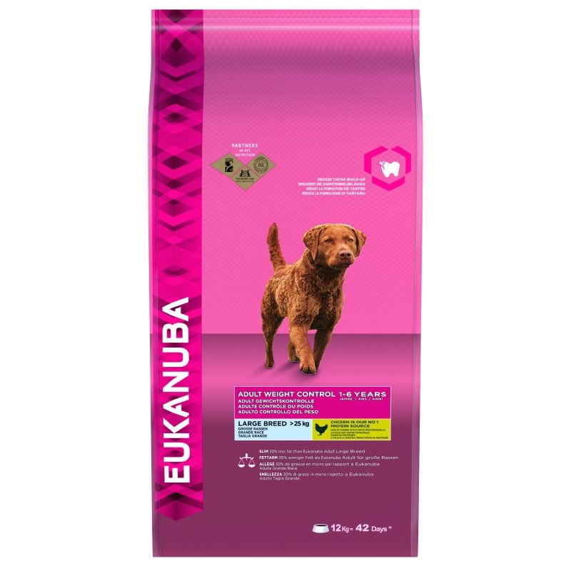 What Is The Best Large Breed Weight Control Dog Food