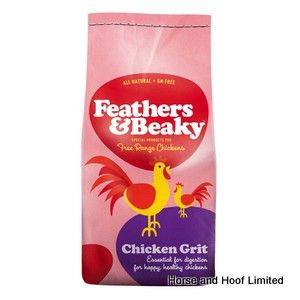 Feathers & Beaky Chicken Grit 5kg