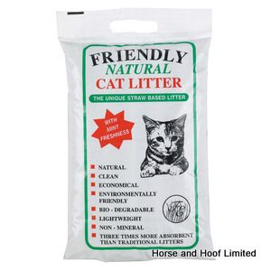 Friendship Estates Natural Cat Litter 3.2kg
