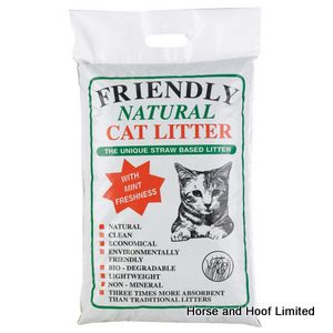 Friendship Estates Natural Cat Litter 8kg