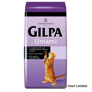 Gilpa Umami Cat Food 4kg