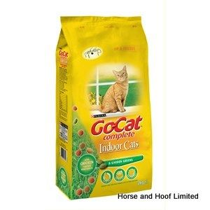 Go-Cat Comp Indoor Cat Food 2kg