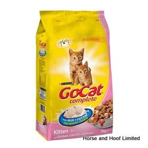 Go-Cat Comp Kitten Food 2kg