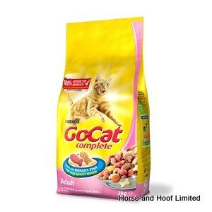 Go-Cat Comp Salmon & Veg Flavour Cat Food 2kg