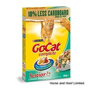 Go-Cat Comp Senior Cat Food 2kg