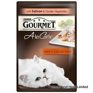 Gourmet Perle Grilled Beef Cat Food 24 x 85g