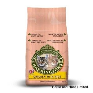 Harringtons Chicken & Rice Cat Food 6 x 425g