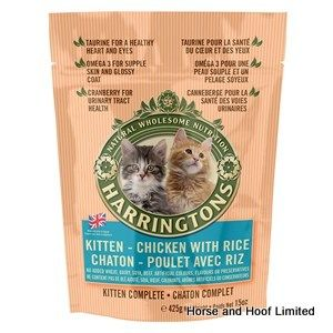Harringtons Kitten Food 5 x 425g