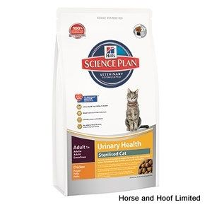 Hill's Urinary Health Sterilised Cat Food 3kg