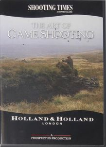 Holland & Holland The Art Of Game Shooting DVD