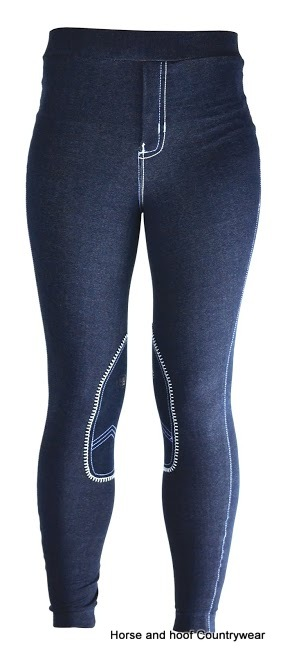 HyPERFORMANCE Denim Look Teens Jeggings