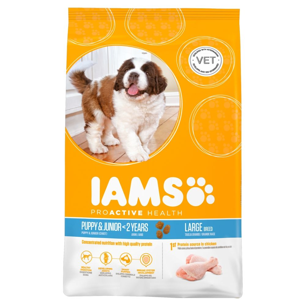 Iams Puppy Junior Large Breed 3kg