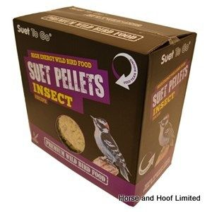 Insect Suet Pellets bird Food 3kg