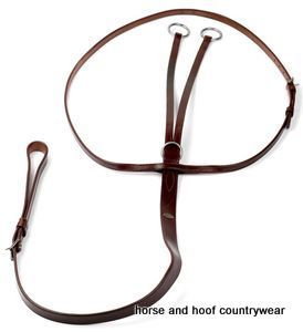 John Whitaker Running Martingale