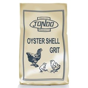Jondo Hen Oyster Shell Grit POA For Chickens 25kg