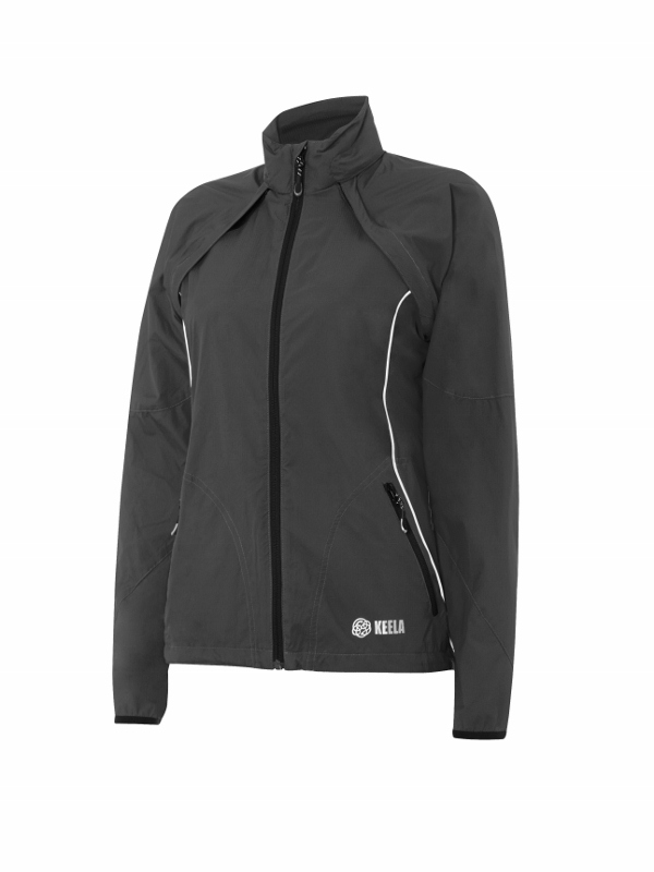Keela Coyote MA Jacket - Charcoal / Black