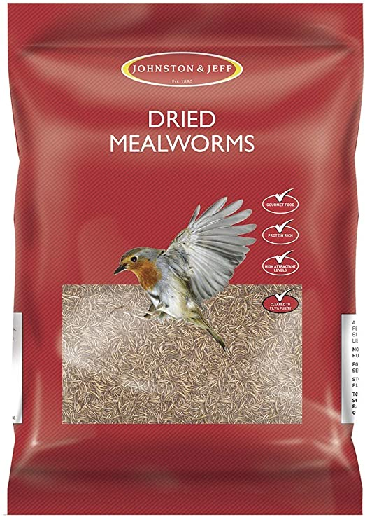 Mealworms Wild Bird Food
