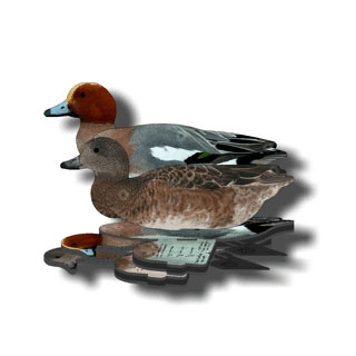 NRA European Widgeon Decoy