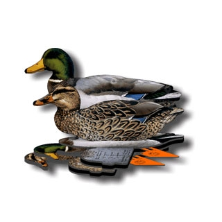 NRA Mallard Decoy