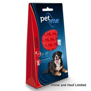 Pet + Me Dog Brush For Long Haired Dogs