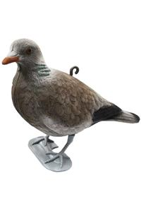 Pigeon With Legs Decoy