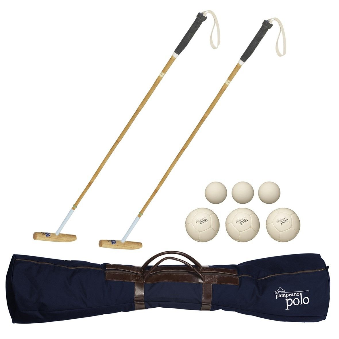 Polo Mallet Bag and Balls Kit 47262c243f1ce