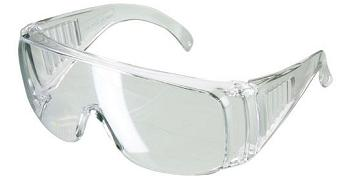 Radians Coveralls Safety Shooting Glasses