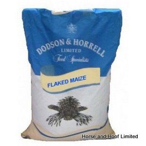 Red Mills Flaked Maize Horse Feed 20kg