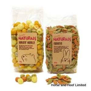 Rosewood Naturals Carrotys Small Animal Treats 200g