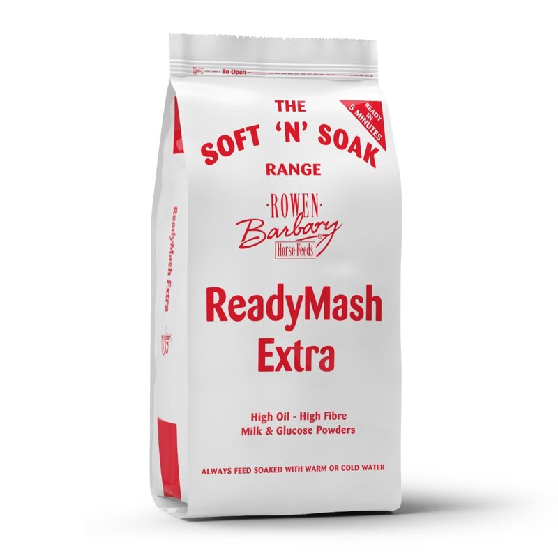 Rowen Barbary Readymash Extra (Red) Horse Feed 20kg